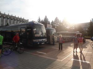 4-наши автобусы